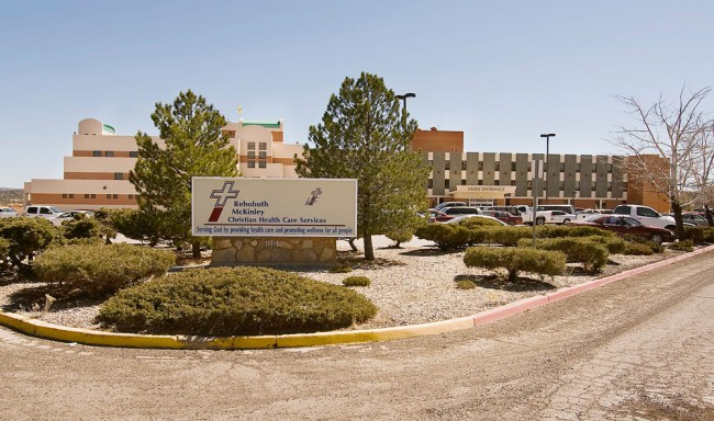 RMCHCS Hospital in Gallup, New Mexico