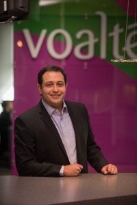Trey Lauderdale, Founder and CEO, Voalte